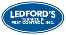 Ledford's Pest Control Logo